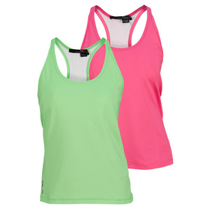 POLO RALPH LAUREN WOMENS ELITE WICK TRAINING TENNIS TANK