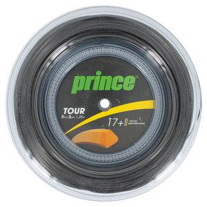 Tour XS 1.25+ Tennis String Reel Black
