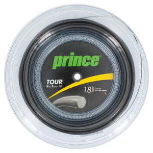 PRINCE TOUR XT 18G TENNIS STRING REEL BLACK