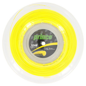 PRINCE TOUR XC 16L TENNIS STRING REEL YELLOW