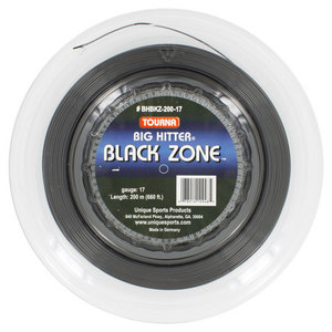 Big Hitter Black Zone 17G Tennis String Reel