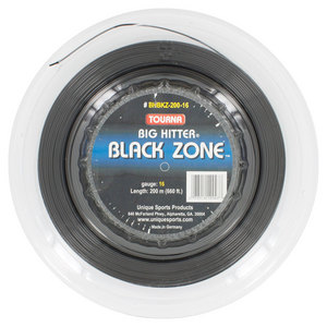 Big Hitter Black Zone 16G Tennis String Reel