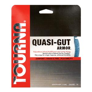TOURNA QUASI GUT ARMOUR 16G TENNIS STRING BLUE