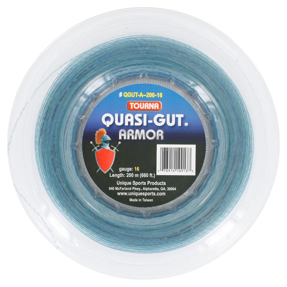 Quasi Gut Armor 16g Tennis String Reel Blue