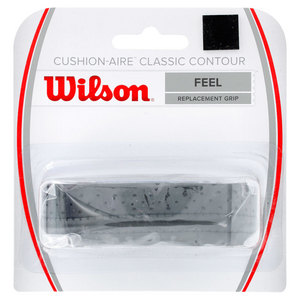 WILSON CUSHION-AIRE CLSSC CONTR RPLCMT GRIP BK