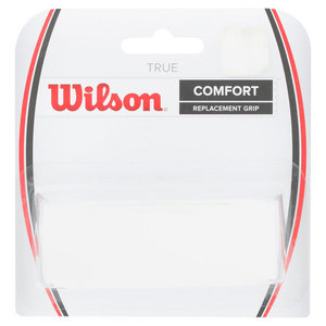WILSON TRUE GRIP REPLACEMENT TENNIS GRIP WHITE