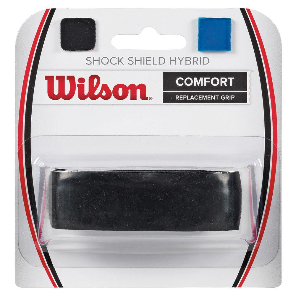 Shock Shield Hybrid Replacement Grip Black