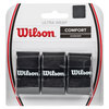 Ultra Wrap Tennis Overgrip Black by WILSON