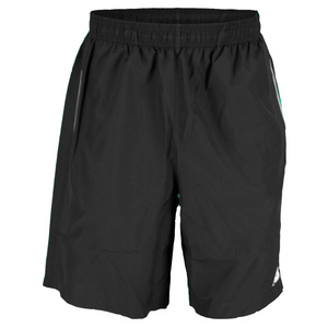 NEW BALANCE MENS COURT TENNIS SHORT BLACK