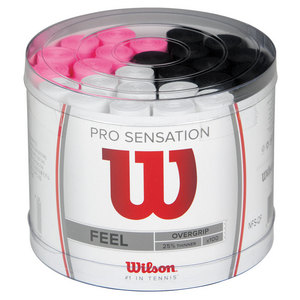 Pro Overgrip Sensation Bucket 100 Pack Assorted