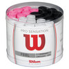 WILSON Pro Overgrip Sensation Bucket 100 Pack Assorted