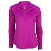 Women`s Redondo Beach Long Sleeve Tennis Mock Dizzy by JOFIT