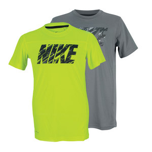 NIKE BOYS HYPERSPEED RAIN CAMO TRAINING TOP