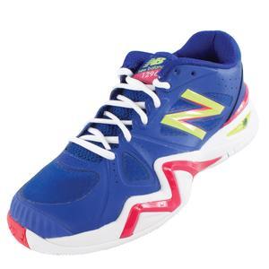 Women`s 1296 B Width Tennis Shoes Blue
