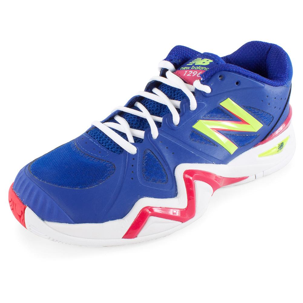 Women's 1296 D Width Tennis Shoes Blue