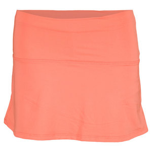 LUCKY IN LOVE GIRLS OMBRE RHINESTONE TENNIS SKIRT ORAN