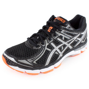 ASICS MENS GT2000 2 LT SHOW RN SHOES BK/LITE