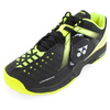 Unisex Power Cushion Durable Shoes Black and Yellow by YONEX