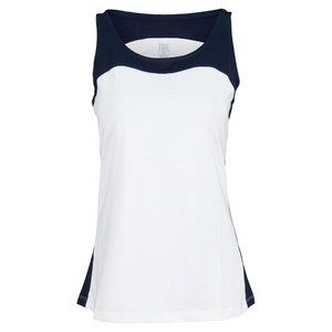 TAIL WOMENS DESERT SPRINGS GINA TANK WHITE