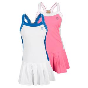 K-SWISS WOMENS WIDE STRAP TENNIS DRESS