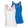 K-SWISS Women`s Racerback Shell Tennis Tank