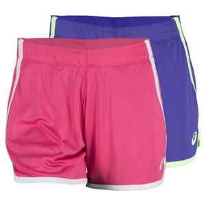 ASICS WOMENS COURT TENNIS SHORT