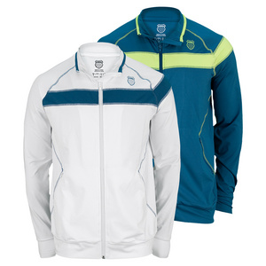 K-SWISS MENS BAND MS WARM UP TENNIS JACKET
