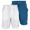 K-SWISS Men`s Stretch Stripe Tennis Short II