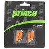 P Damp 2 Pack Tennis Dampeners ORANGE