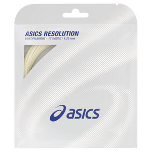 ASICS RESOLUTION MULTI FILAMENT 17G STRING NAT