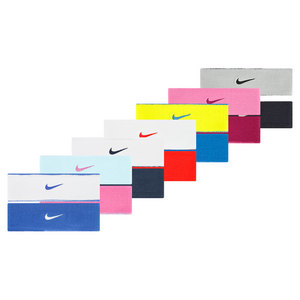 NIKE DRI FIT HOME AND AWAY TENNIS HEADBAND