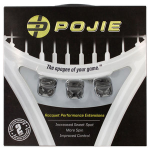 POJIE RACQUET PERFORMANCE EXTENSION 3 PACK