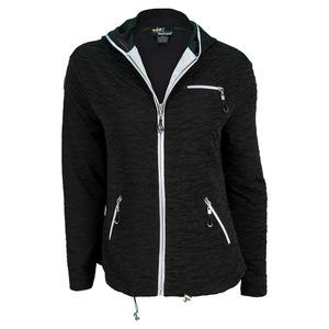 JAMIE SADOCK WOMENS TENNIS JACKET JET