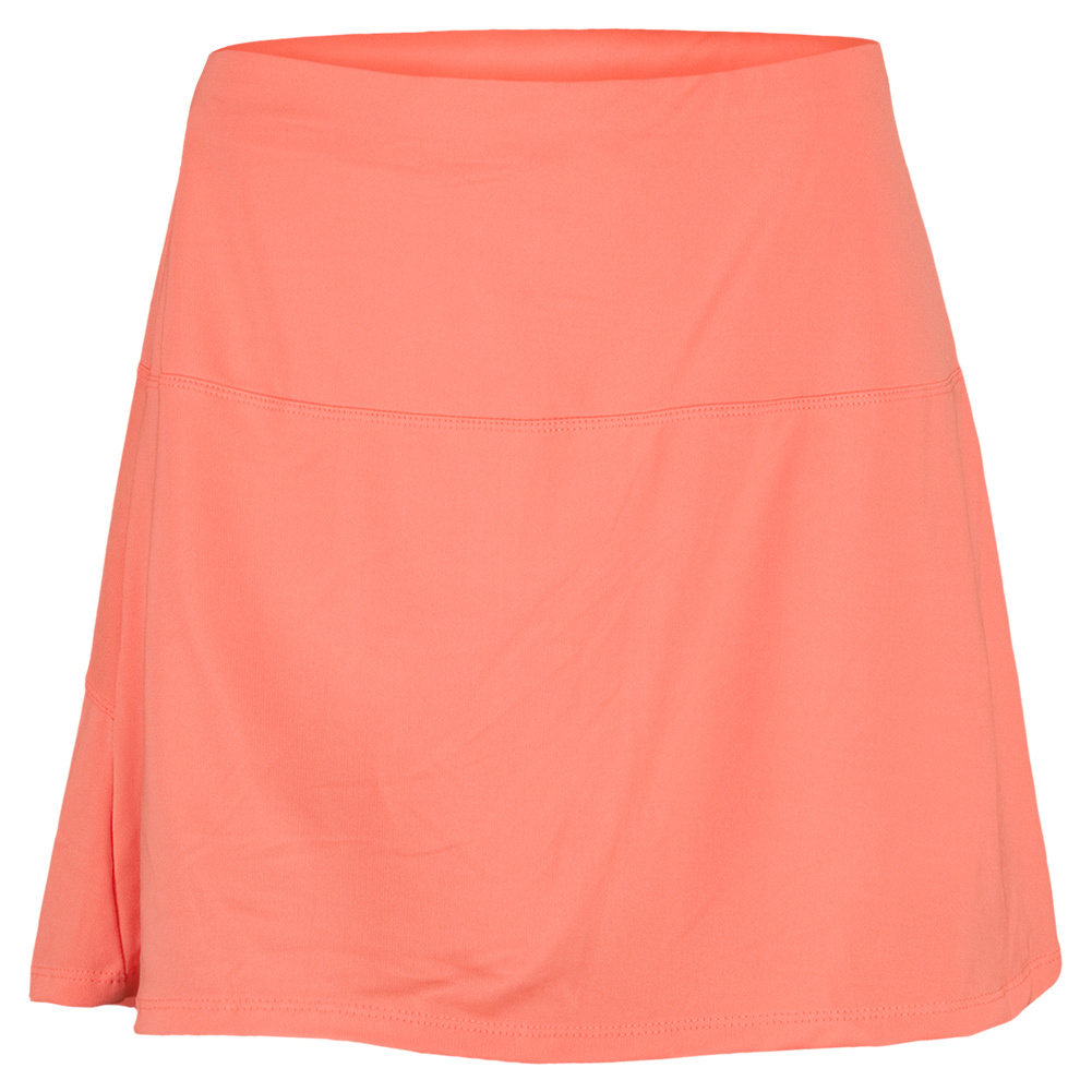 Lucky In Love Women`s Tummy Control Tennis Skirt Orange at Sears.com