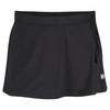 Women`s Ball Girl Tennis Skort Black by ELEVEN