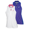 Women`s Sleeveless Tennis Polo by ASICS