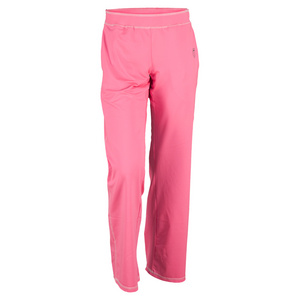 K-SWISS WOMENS WS WARM UP TENNIS PANT NEON RD