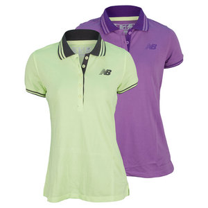 NEW BALANCE WOMENS SPEED TENNIS POLO