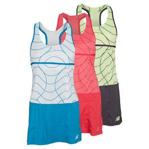 Women`s Printed Montauk Tennis Dress
