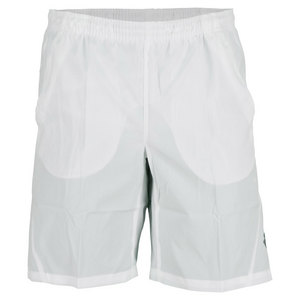 LOTTO MENS PLAYER TENNIS SHORT WHITE