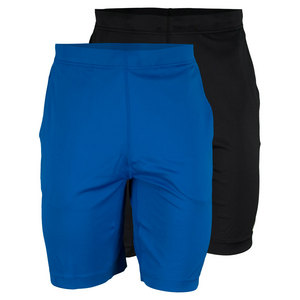 ASICS MENS KNIT TENNIS SHORT