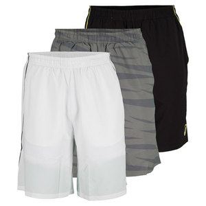 ASICS MENS 2 IN 1 TENNIS SHORT