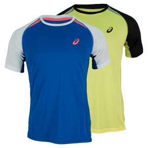 ASICS MENS RESOLUTION TENNIS TOP