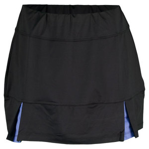TAIL WOMENS ROYAL VIBE LOGAN TENNIS SKORT BK
