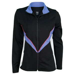 TAIL WOMENS ROYAL VIBE PRIS TRAIN JACKET BK