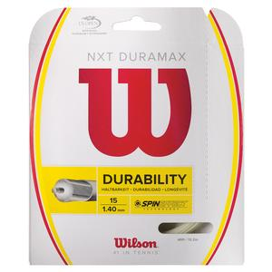 WILSON NXT DURAMAX TENNIS STRING NATURAL