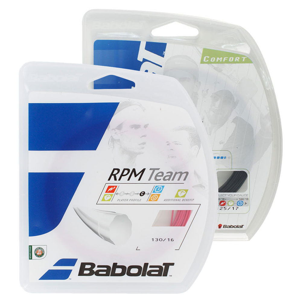 Rpm Team Tennis String