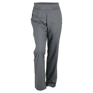 FILA WOMENS BASELINE TENNIS PANT HEATHER GRAY