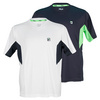 Boys` Collezione V Neck Tennis Top by FILA