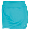 Women`s Straight Knit 14.17 Inch Tennis Skirt Turbo Green by NIKE
